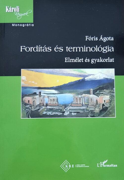 Új könyv: Fordítás és terminológia