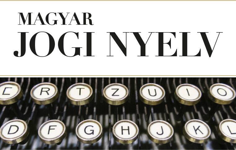 Magyar Jogi Nyelv folyóirat