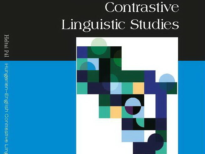Új könyv a kontrasztív nyelvészetről